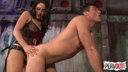 Mistress - Cleo and Her Fuck Slave (2015/PervOut/SD)