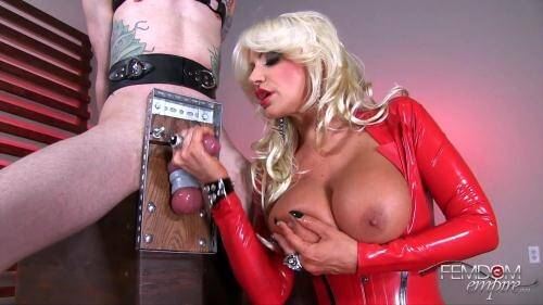 Brittany Andrews - Slave Ball Drainer (2015/FemdomEmpire/FullHD)