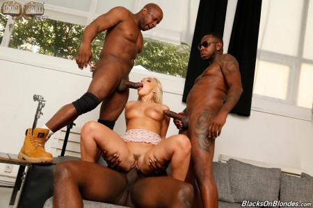 Amber Deen - Blacks On Blondes (2018/BlacksOnBlondes/SD/432p)