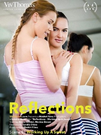 Alexis Crystal, Monica Brown - Reflections. Episode 1 - Working Up A Sweat (2019/MetArt/HD/720p)