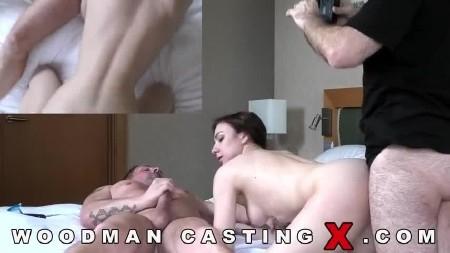 Kira Axe - Casting Hardcore Videos (2019/WoodmanCastingX/SD/480p)